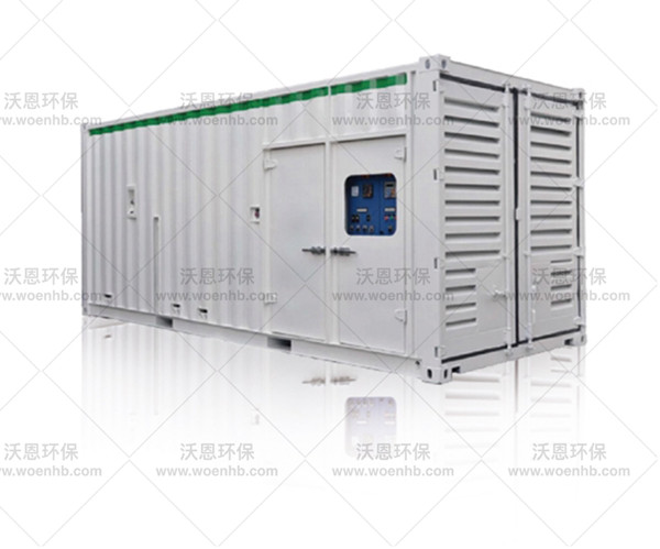 Container wastewater equipment / pure water equipment